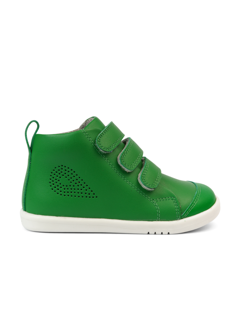 Zielone Półbuty BOBUX Hi Court Emerald 637803