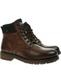 Trapery TOMMY JEANS Classic Short Lace Up Boot EM0EM00827 GVO