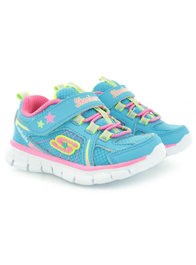 Shoes SKECHERS SYNERGY LOVESPUN BLUE MULTI