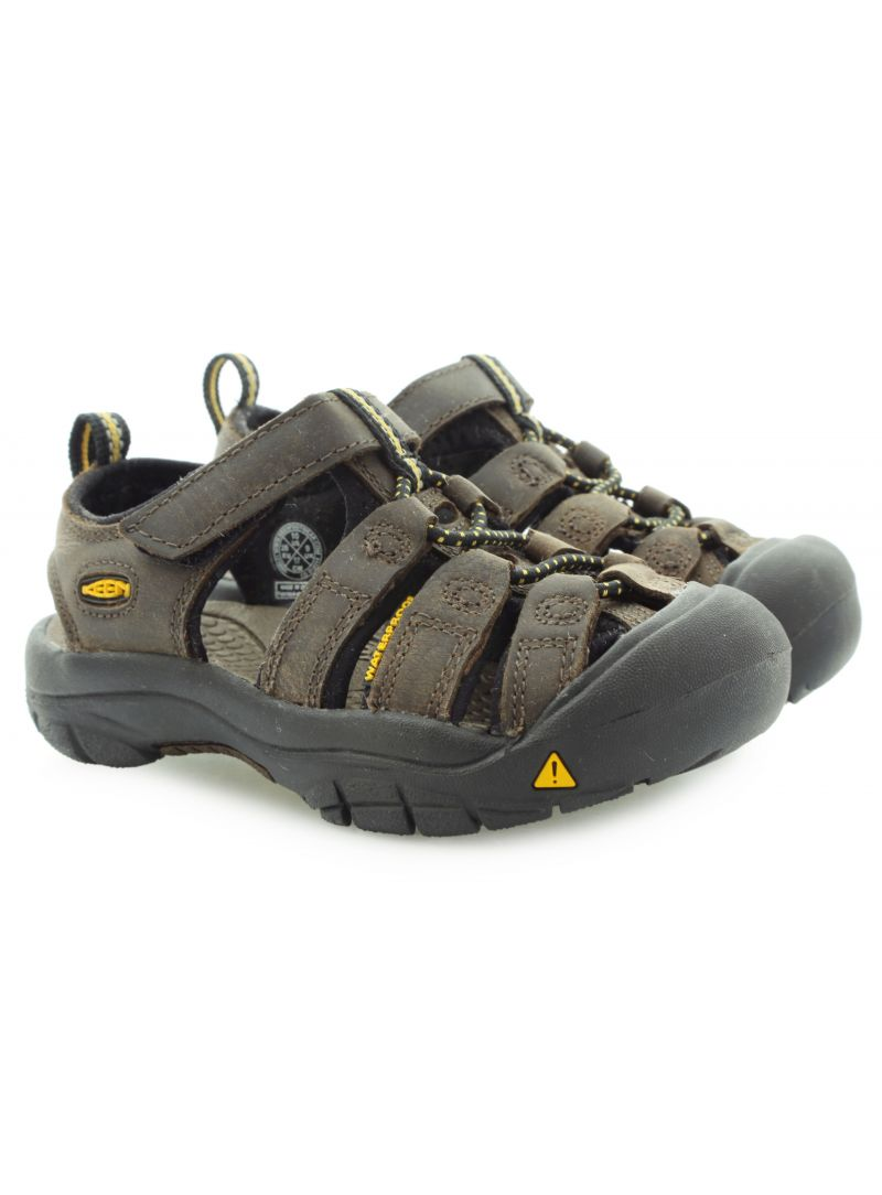 SANDAŁY KEEN NEWPORT PREMIUM CHILDREN DARK BROWN