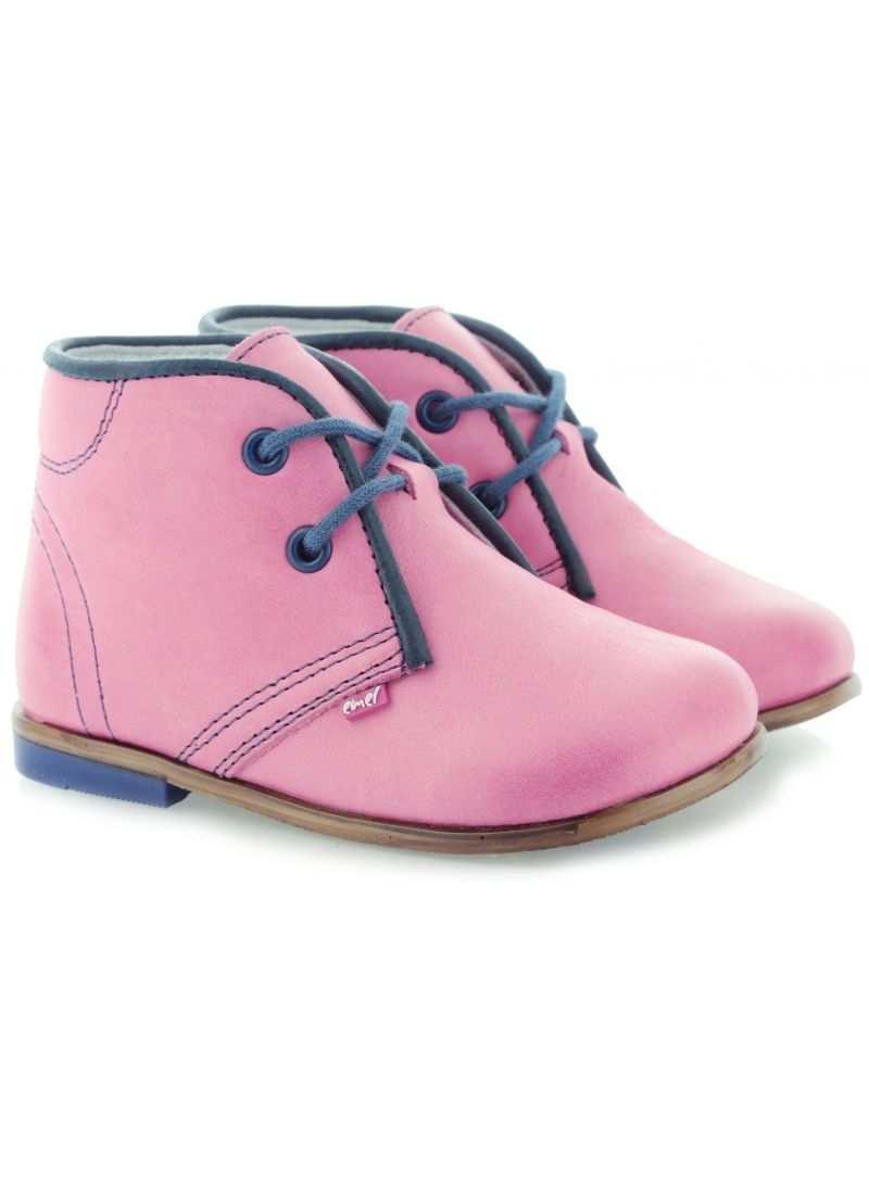 Schuhe EMEL 2195 ELE21956 RÓŻ