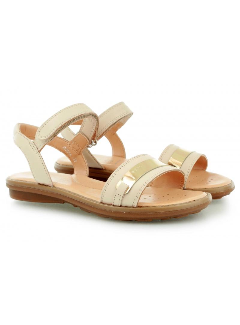 Sandals GEOX SAND MILK J62D1 A00085