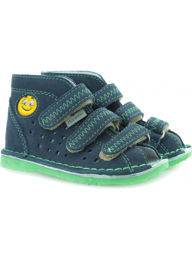 Schuhe DANIELKI T105E TMT105E JEANS