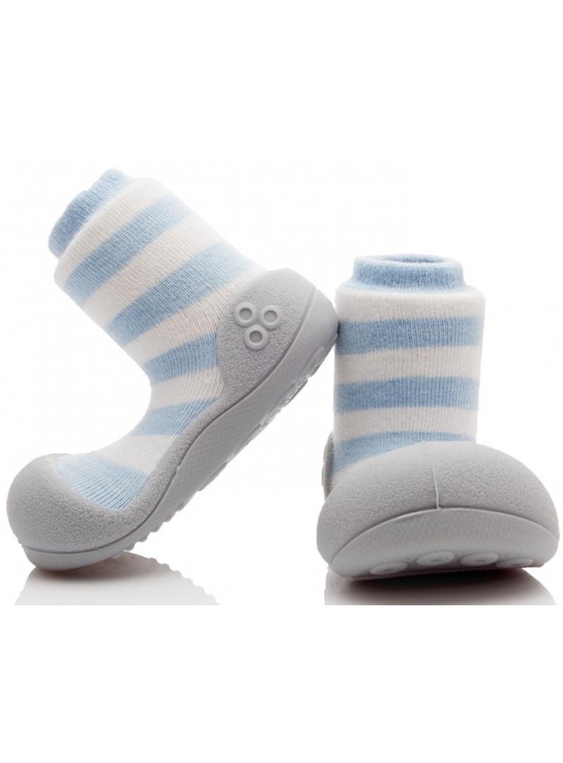 Für Babys ATTIPAS NATURAL HERB BLUE