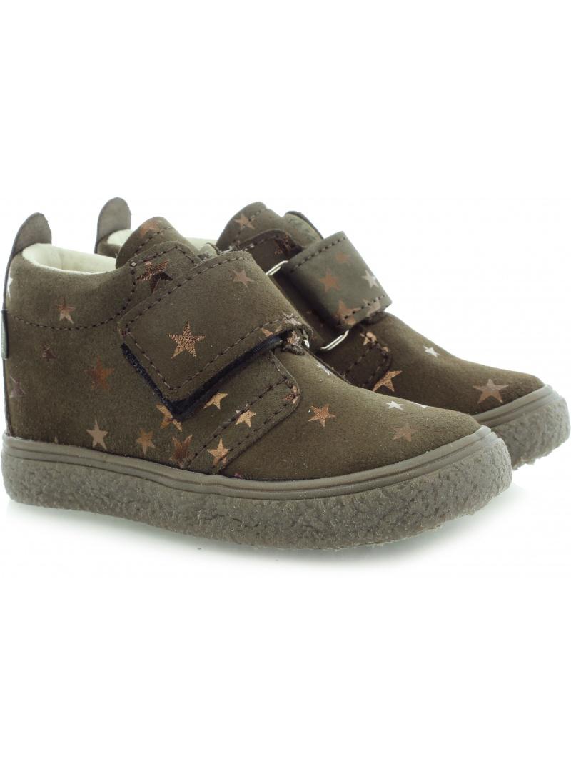 Boots MRUGAŁA LULU 5215 KHAKI