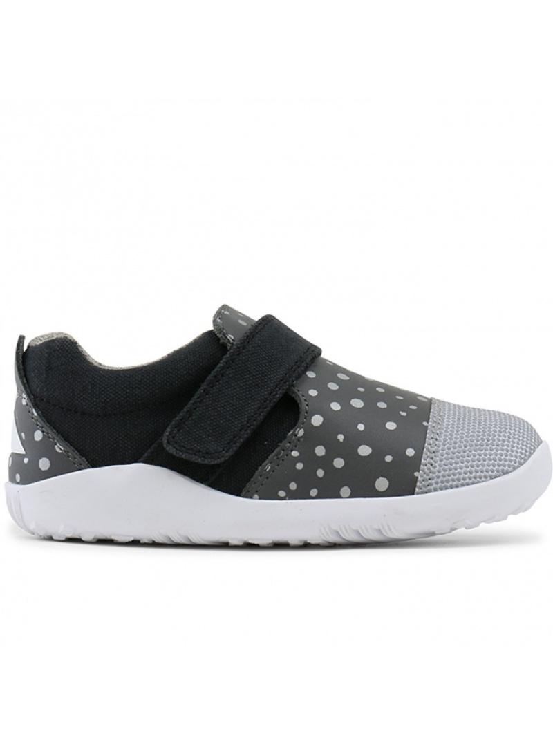 Shoes BOBUX 832309 PLAY AKTIV PLUS SMOKE W/SILVER SPLASH