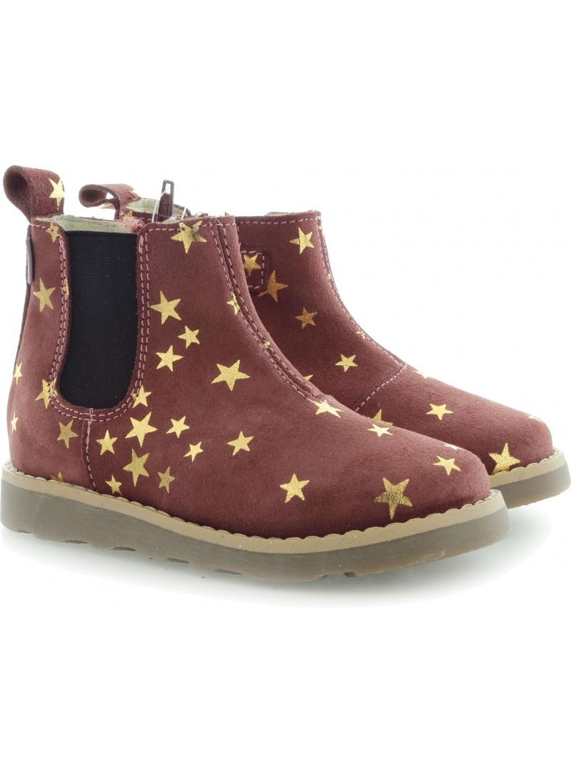Boots MRUGAŁA JULI 4207 BLUSH