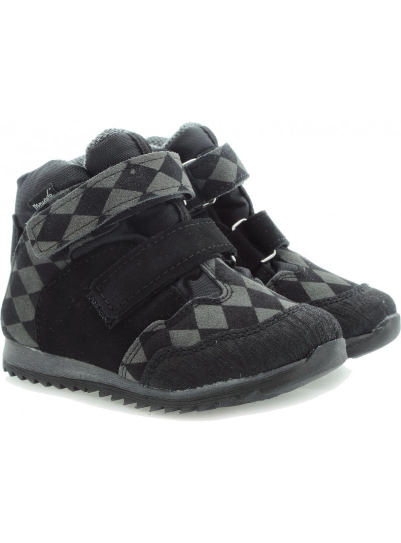 Boots MRUGAŁA JOGI 6358-98 BLACK