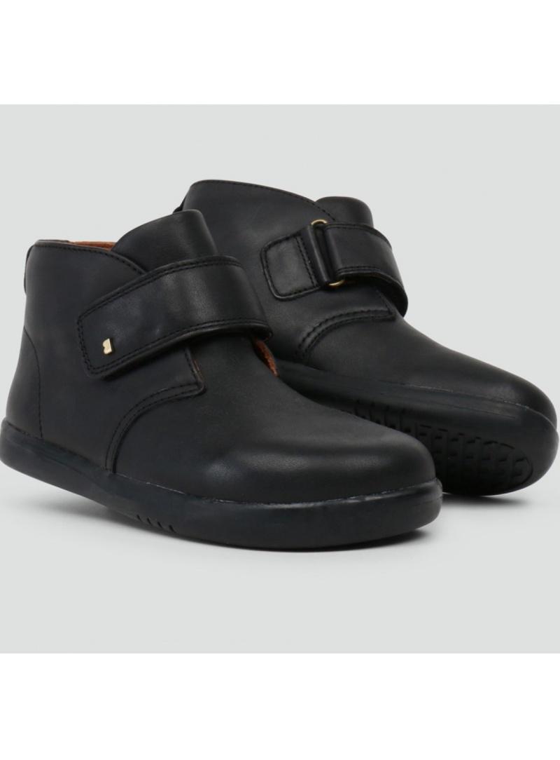 Czarne Półbuty BOBUX 830307 DESERT BOOT BLACK