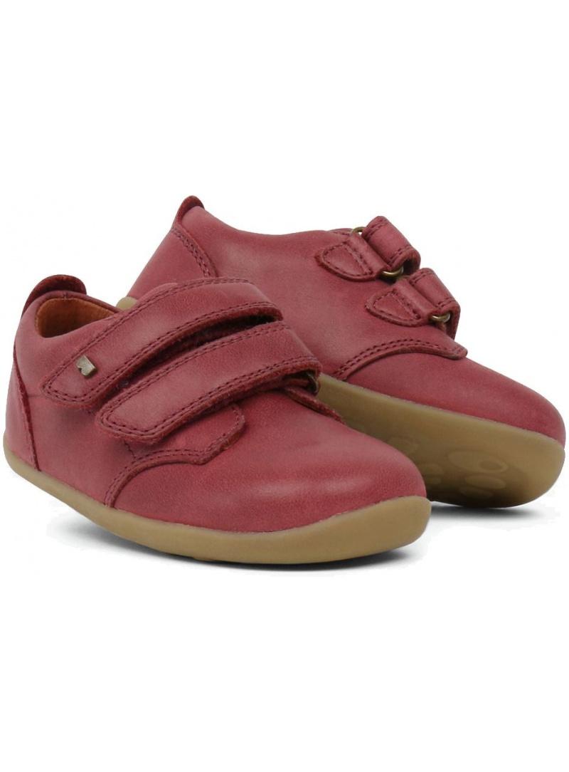 Shoes BOBUX 727709 PORT SHOE DARK RED