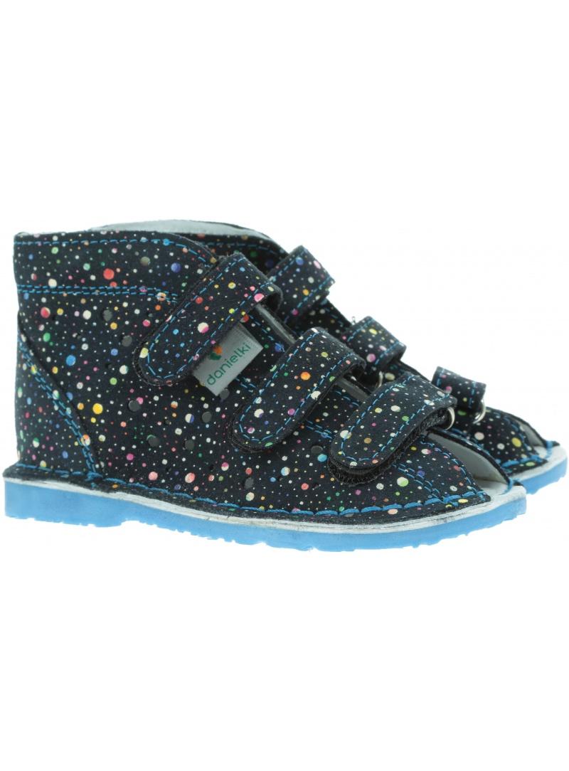 Schuhe DANIELKI T125L TMT125L KRB