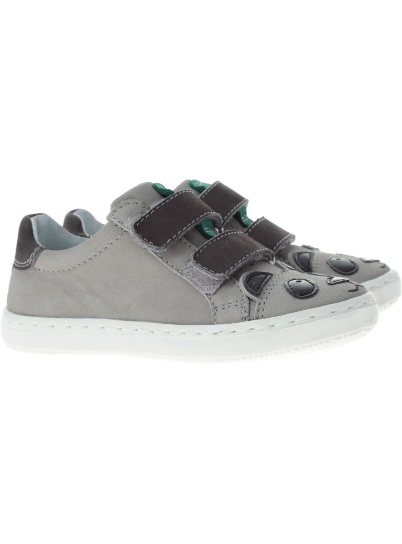 Shoes MIDO NOSTER MN3023 SZARE