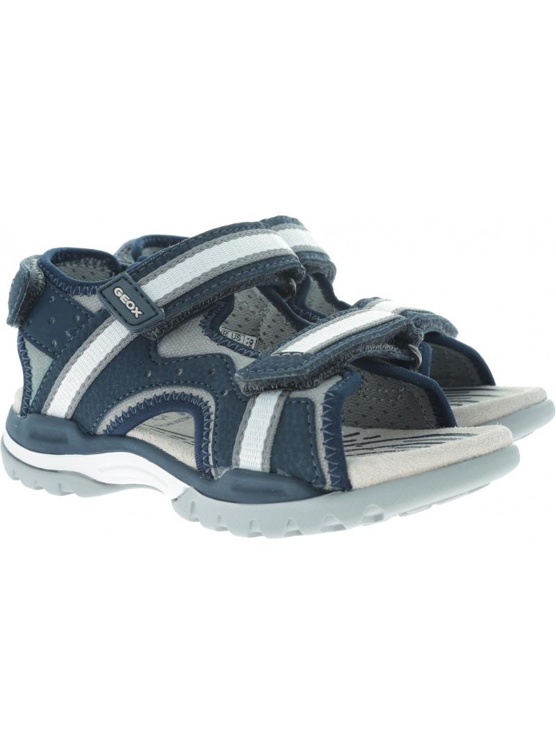 Schuhe GEOX BOREALIS J820RB 01050