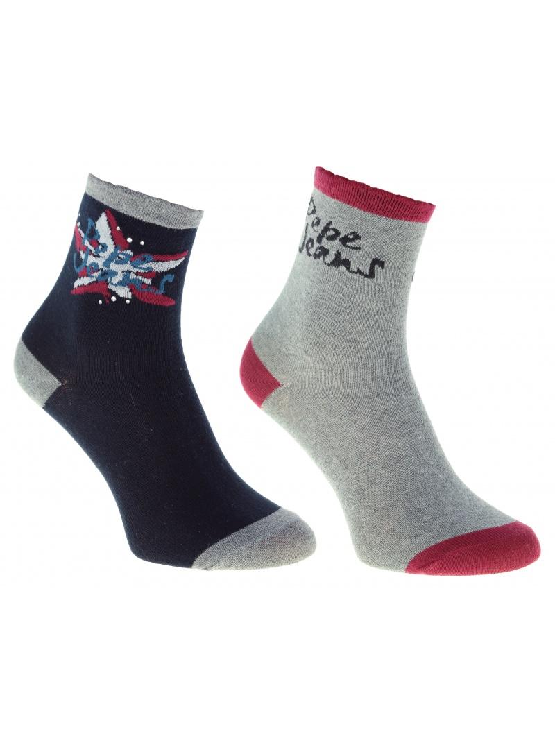 Ponožky PEPE JEANS MONICA PGU10082 (2-PAK)