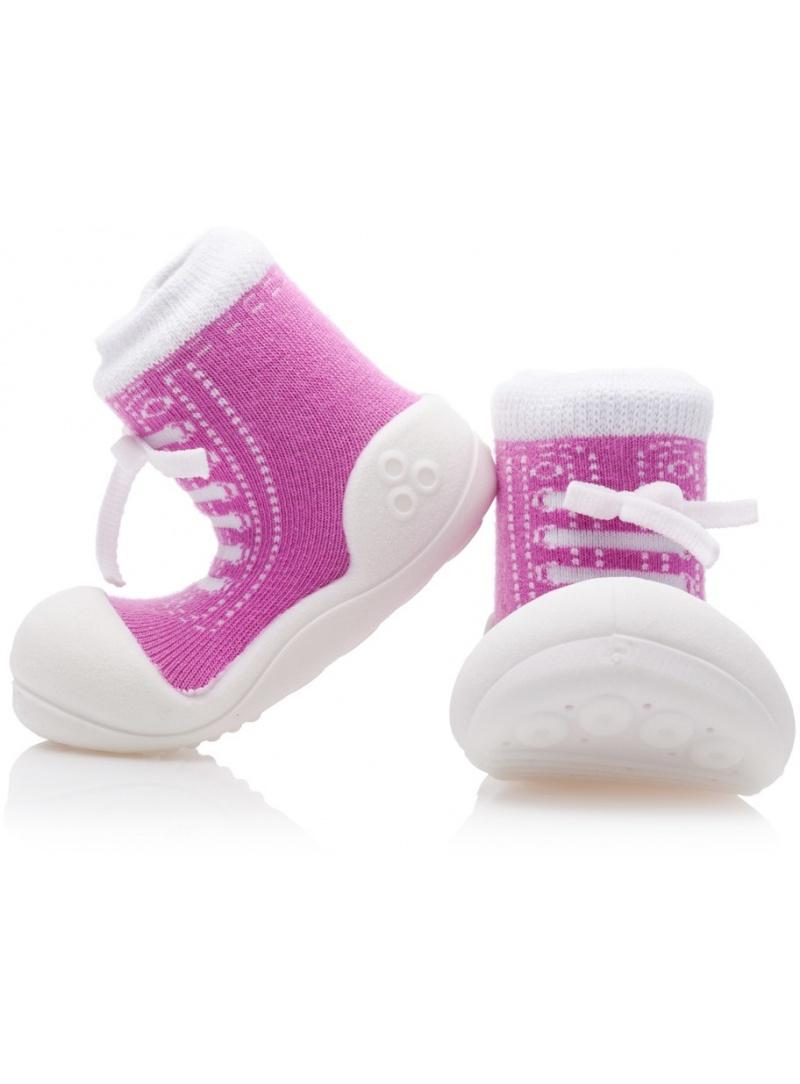 Für Babys ATTIPAS SNEAKERS PURPLE