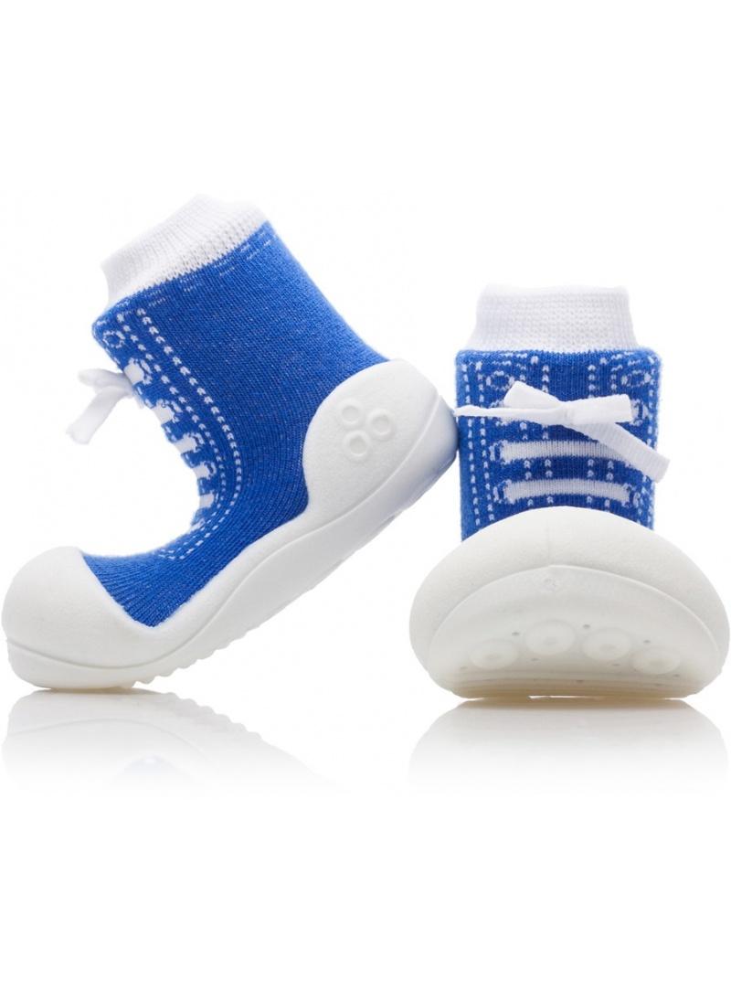 Für Babys ATTIPAS SNEAKERS BLUE