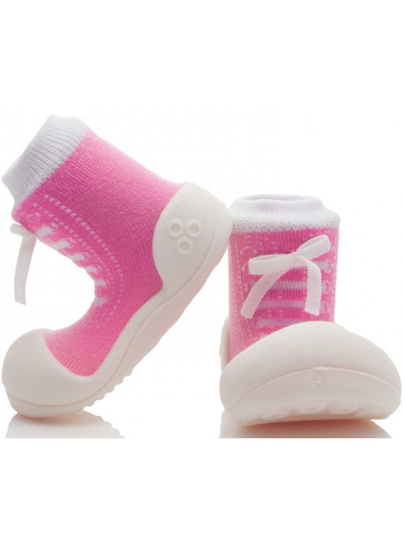 Pro miminka ATTIPAS SNEAKERS PINK