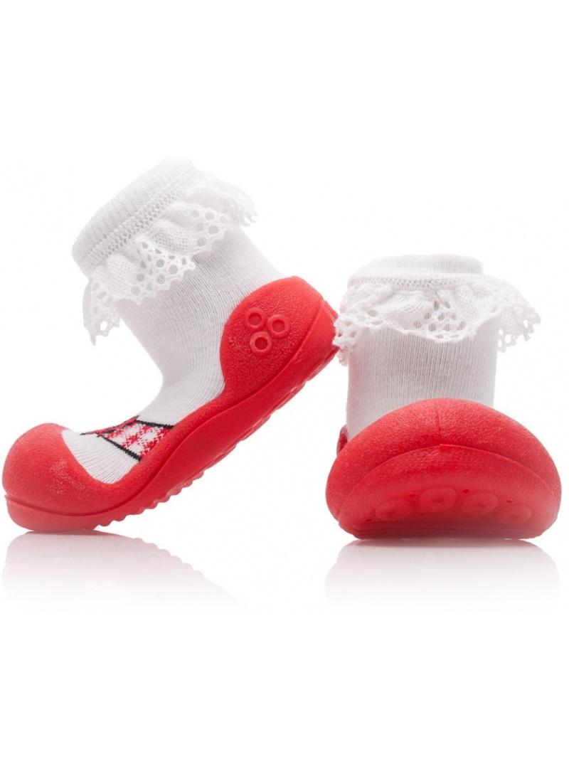 Für Babys ATTIPAS ATBALLET RED