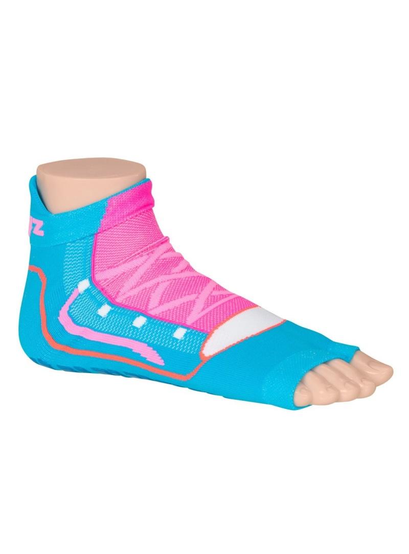 Socks TURQUOISE SPORT SWEAKERS