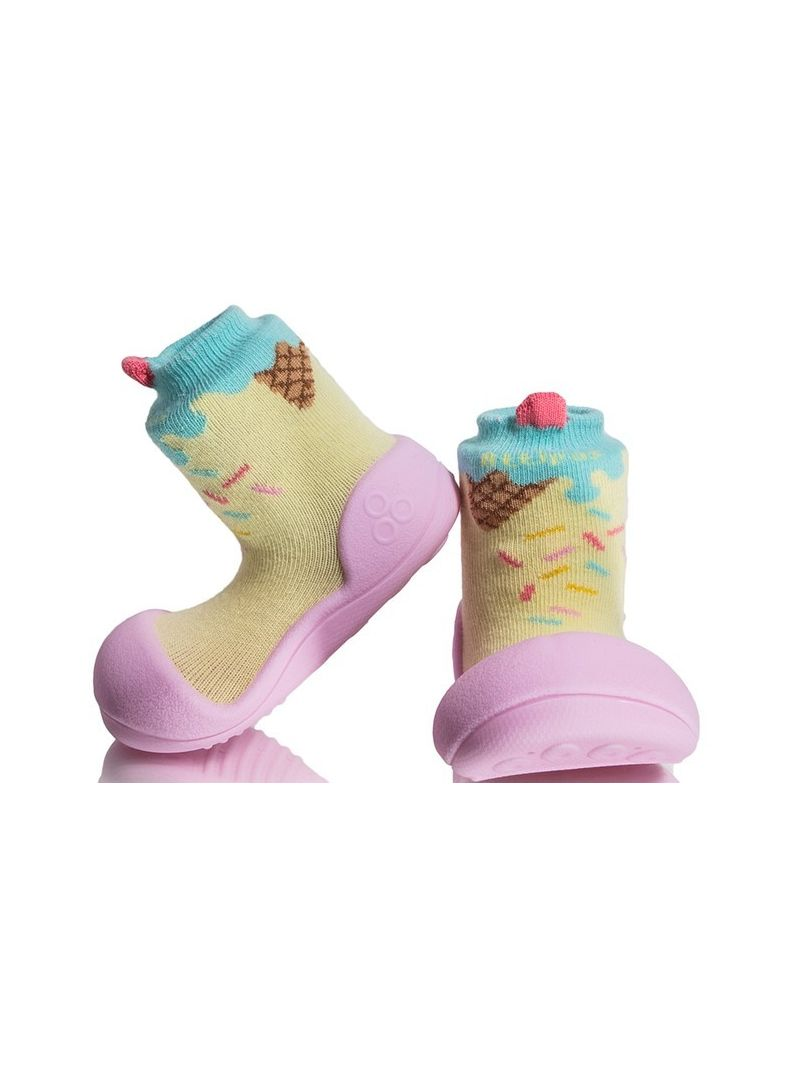 For babies ATTIPAS ATICECREAM PINK