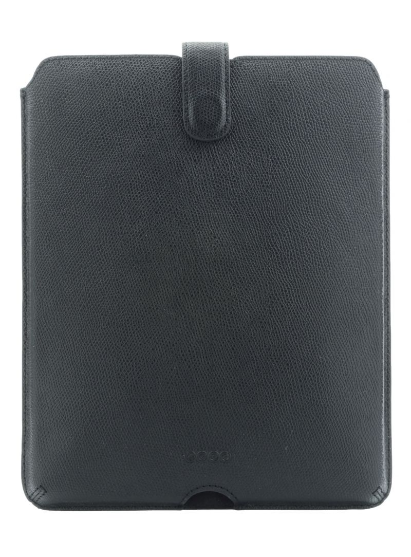 ETUI NA IPADA ECCO MEDINA IPAD POUCH VACHETTA LEATHER BLACK