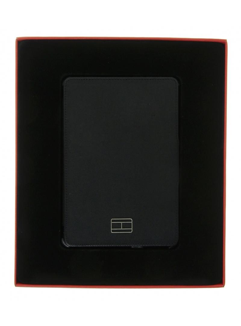 Tablethülle TOMMY HILFIGER Jaxon Structured Mini Ipad Case Black