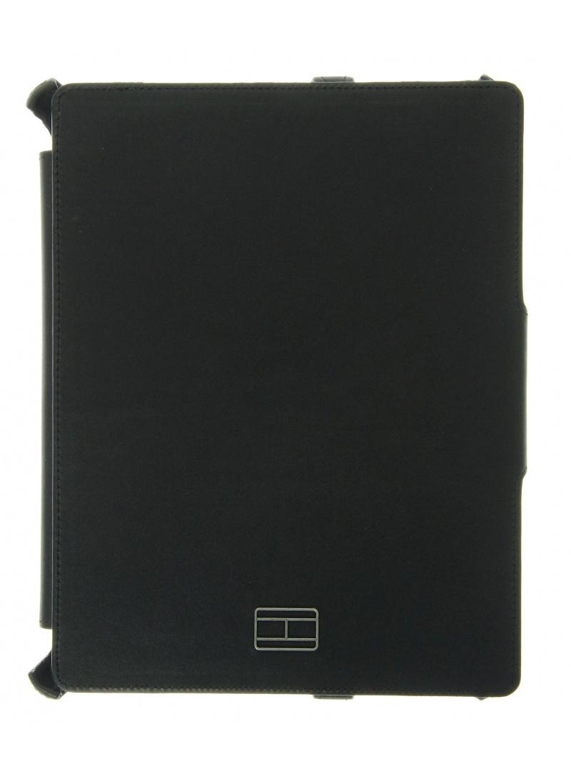 Tablethülle TOMMY HILFIGER Jaxon Structured Ipad Case Black