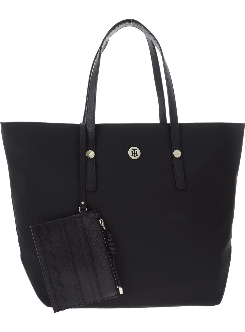 TOMMY HILFIGER CITY TOTE NYLO AW0AW05451 002