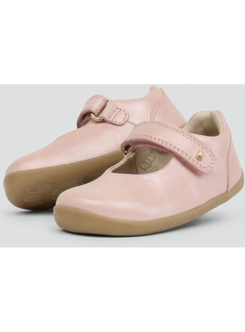 Ballerina flach BOBUX 728404 DELIGHT MARY JANE BLUSH