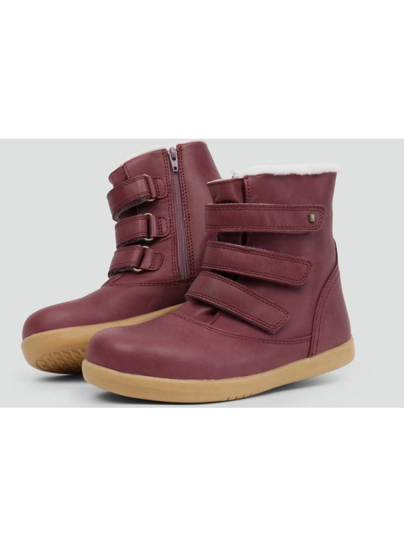 Boots BOBUX 832803 ASPEN BOOT PLUM