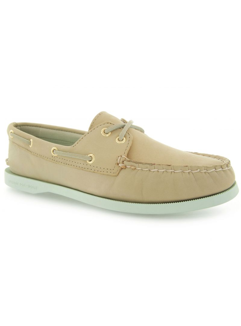 MOKASYNY SPERRY WOMEN'S CLOUD LOGO AUTHENTIC ORIGINAL BOAT SHOE
