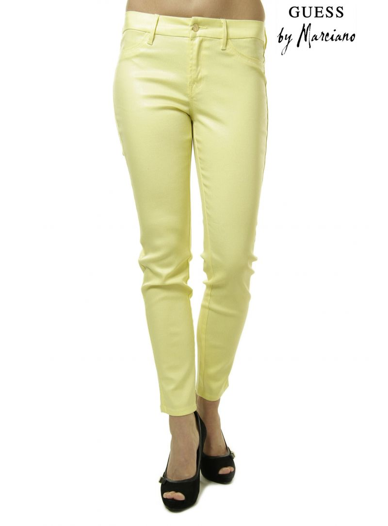 Šaty GUESS BY MARCIANO DENIM PANTS 32W1649086Y 0020