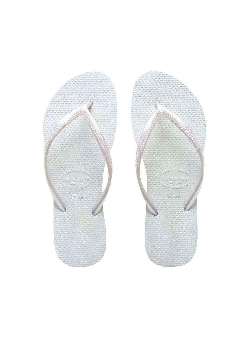 Flip Flops HAVAIANAS SLIM WHITE