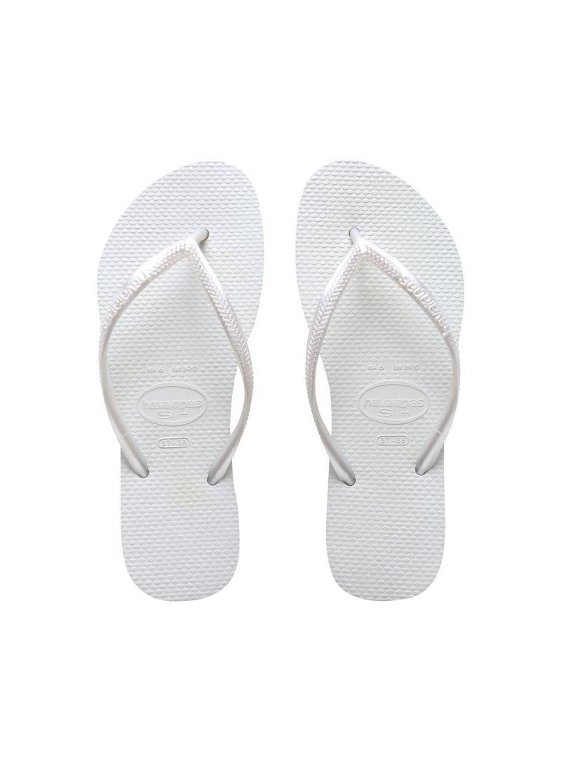 JAPONKI HAVAIANAS SLIM WHITE