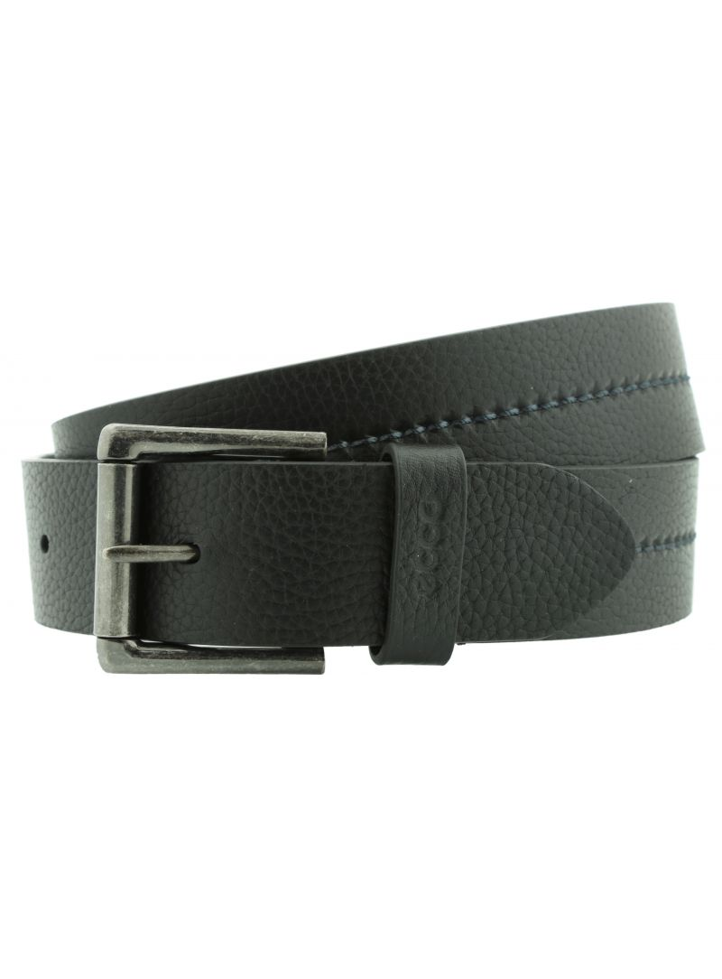 PASEK ECCO CASUAL BELT ROLL BUCKLE