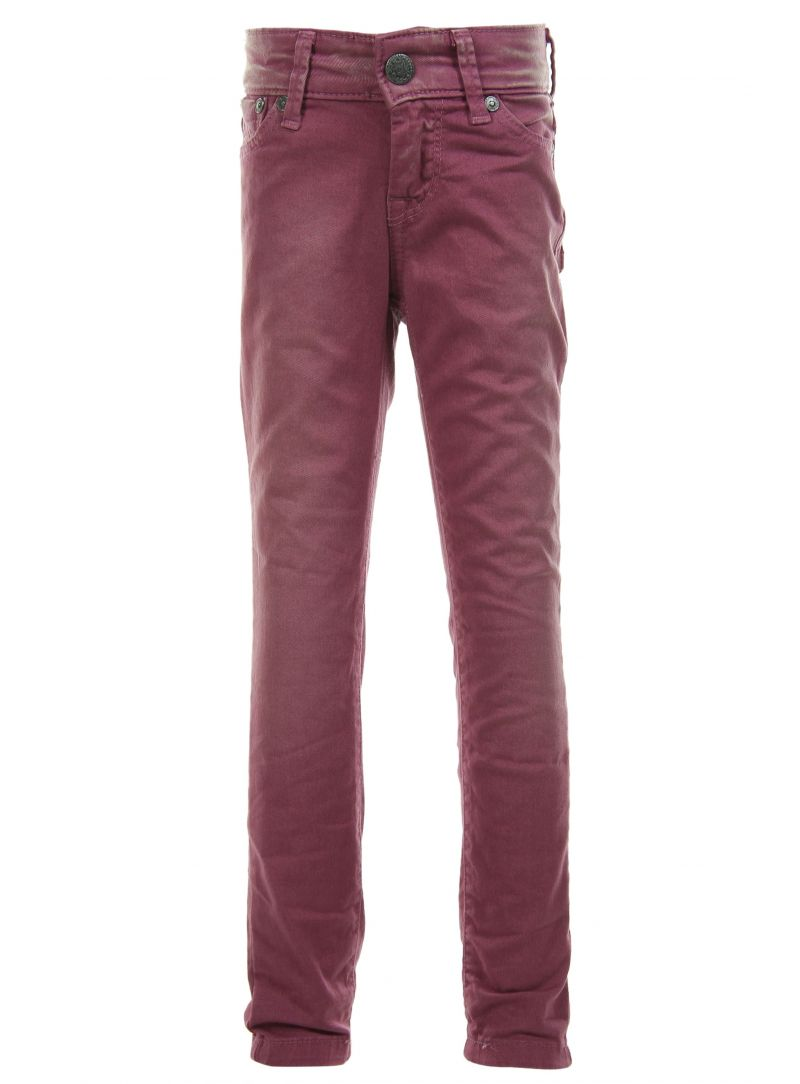 SPODNIE PEPE JEANS PIXLETTE LIGHT BERRY