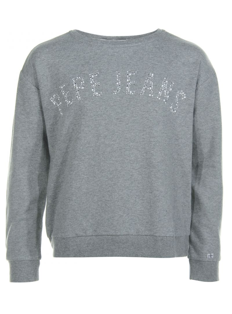 BLUZA PEPE JEANS GEORGETTE GREY MARL