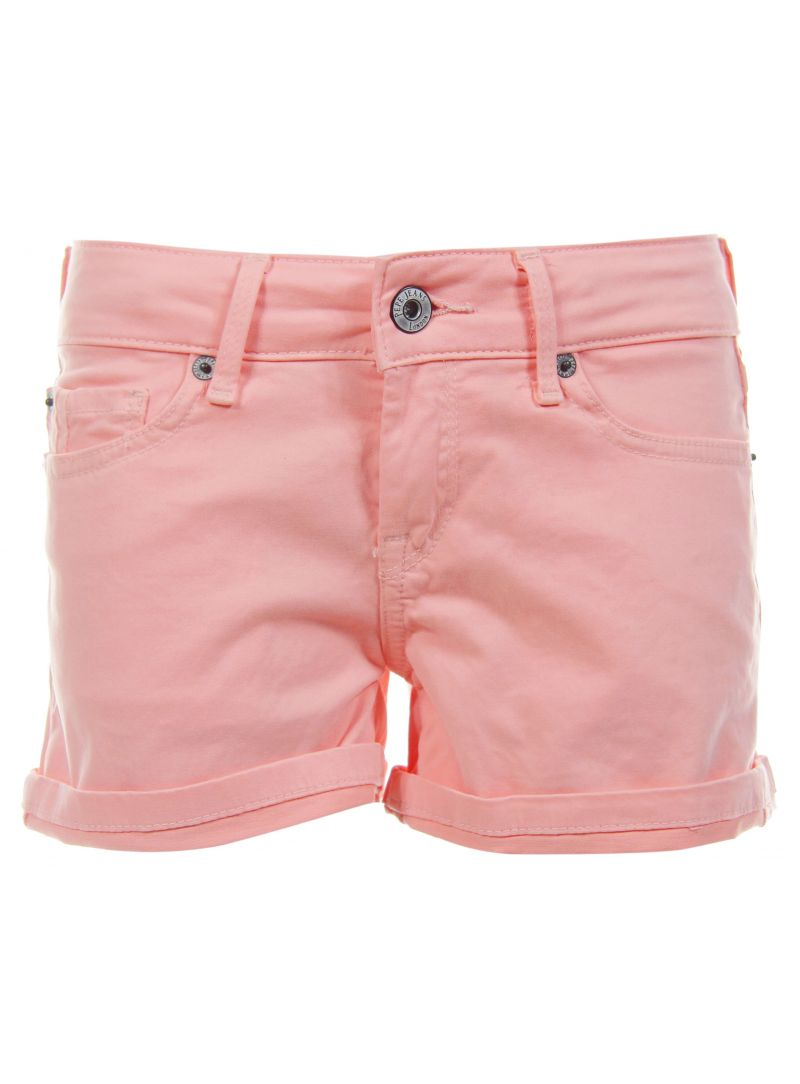 SZORTY PEPE JEANS CANDY SHORT PEACH