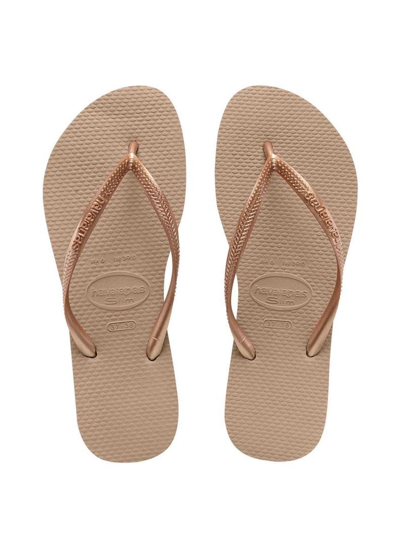 Flip Flops HAVAIANAS SLIM ROSE GOLD