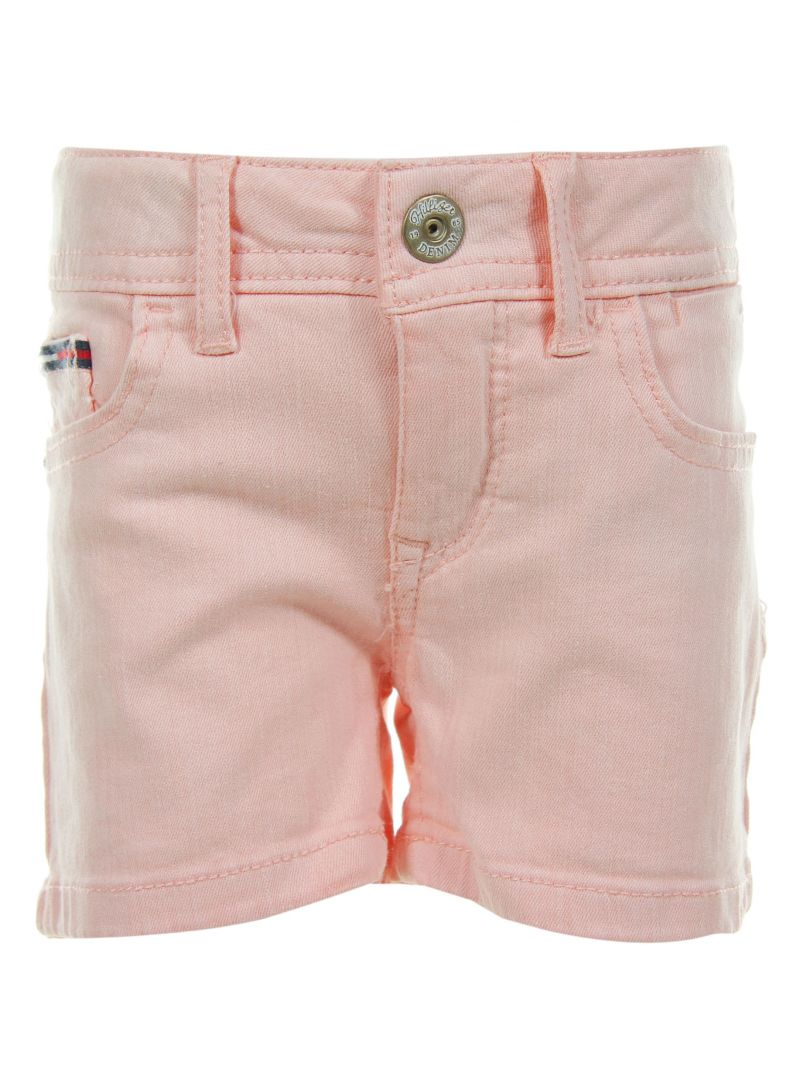 SZORTY HILFIGER DENIM RENEE MINI SHORT PEACH PEARL
