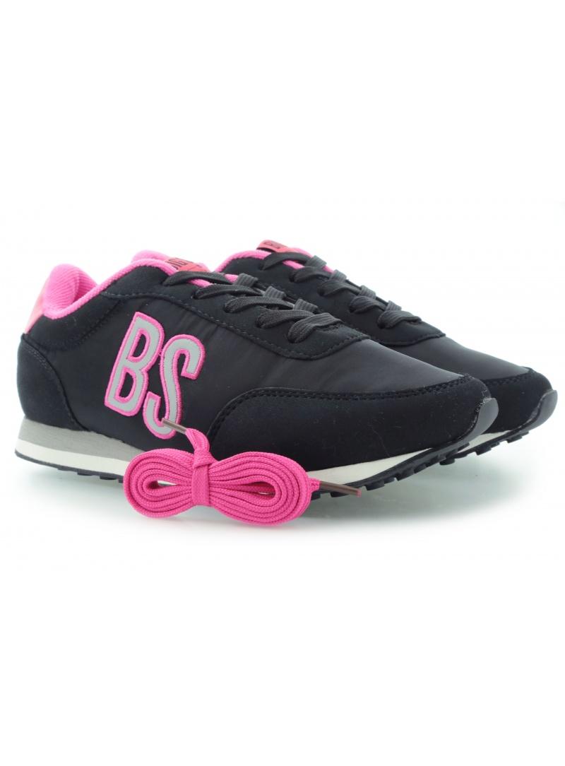 Shoes BIG STAR T274001 BLACK