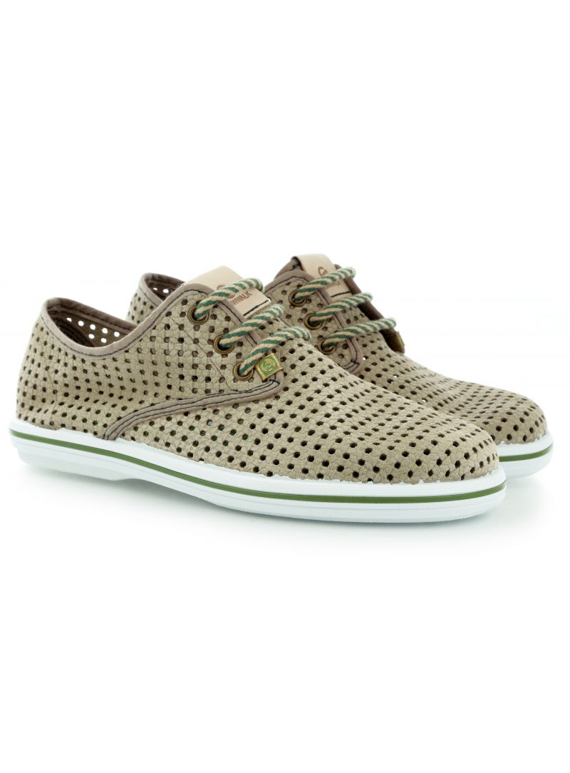 Schuhe SLOWWALK BURGER 10258W SW10258W TAU