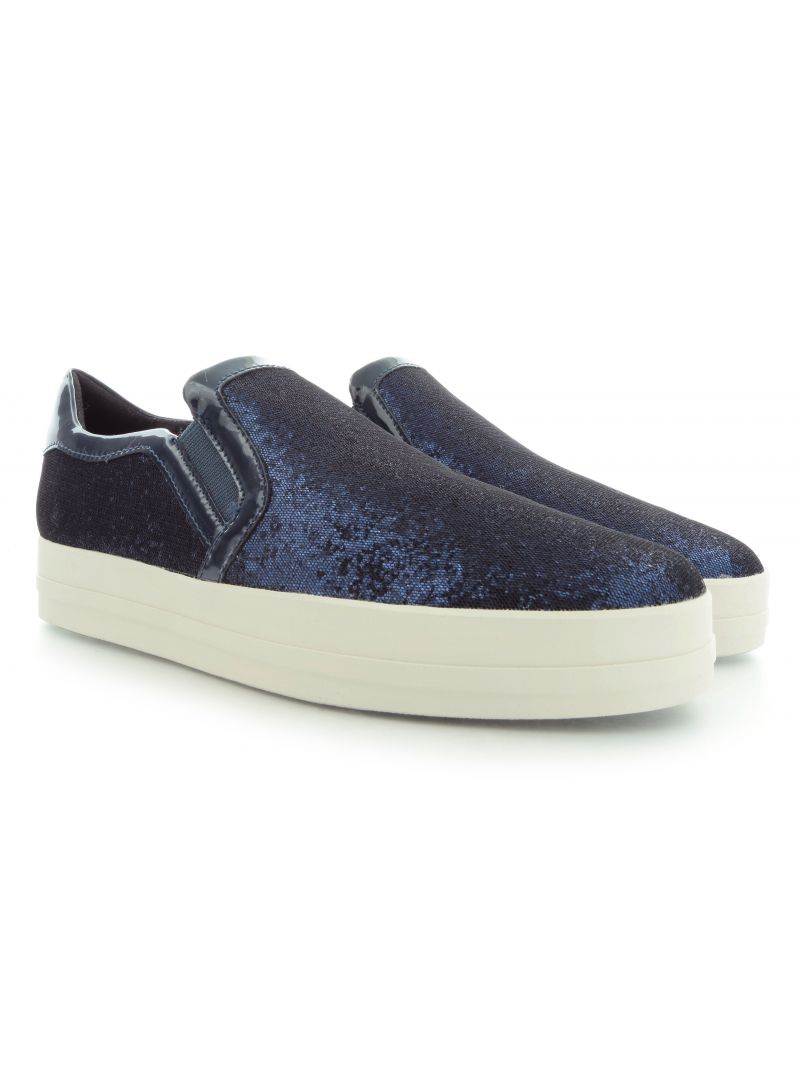 Sport SLIP ON GEOX HIDENCE D6434A 0EWHH GD6434A0EWHH 4429