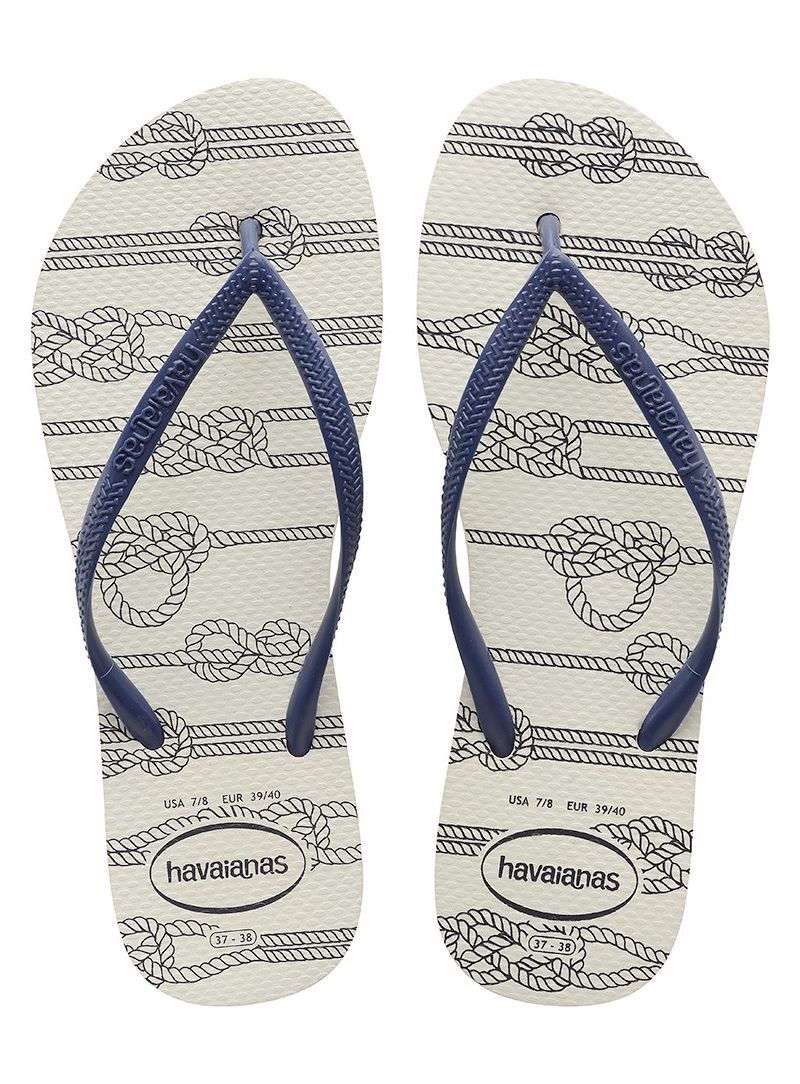 JAPONKI HAVAIANAS SLIM NAUTICAL 4 137 125 0001