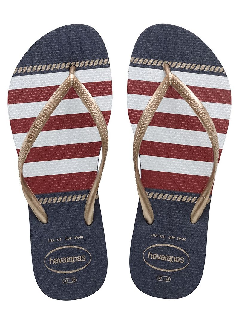 JAPONKI HAVAIANAS SLIM NAUTICAL 4 137 125 0555