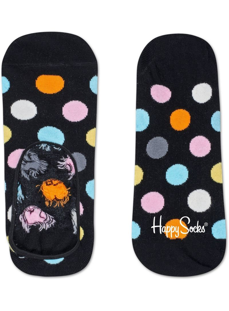 Ponožky HAPPY SOCKS LINER BD06-099