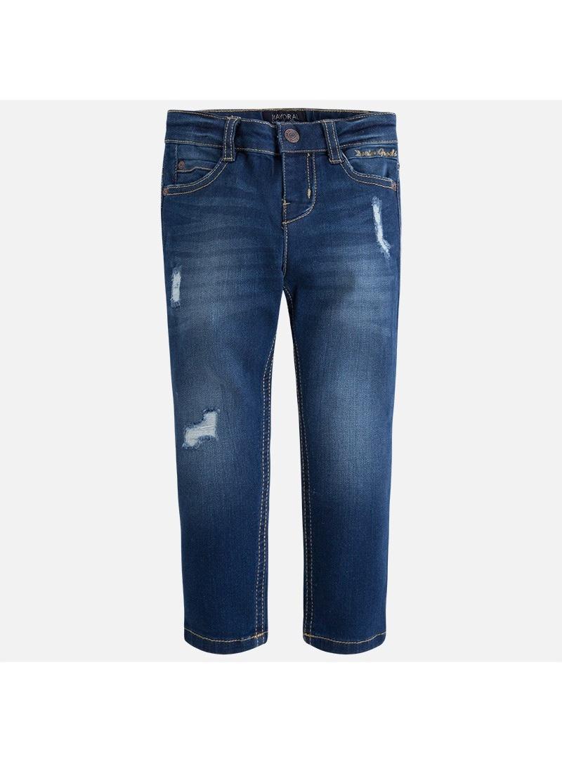 Spodnie długie denim MAYORAL 4529 10 - Spodnie