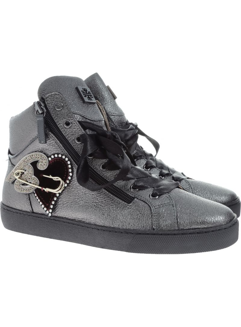 Schuhe HOGL 6-10 0361 CRACKSKIN LEDER