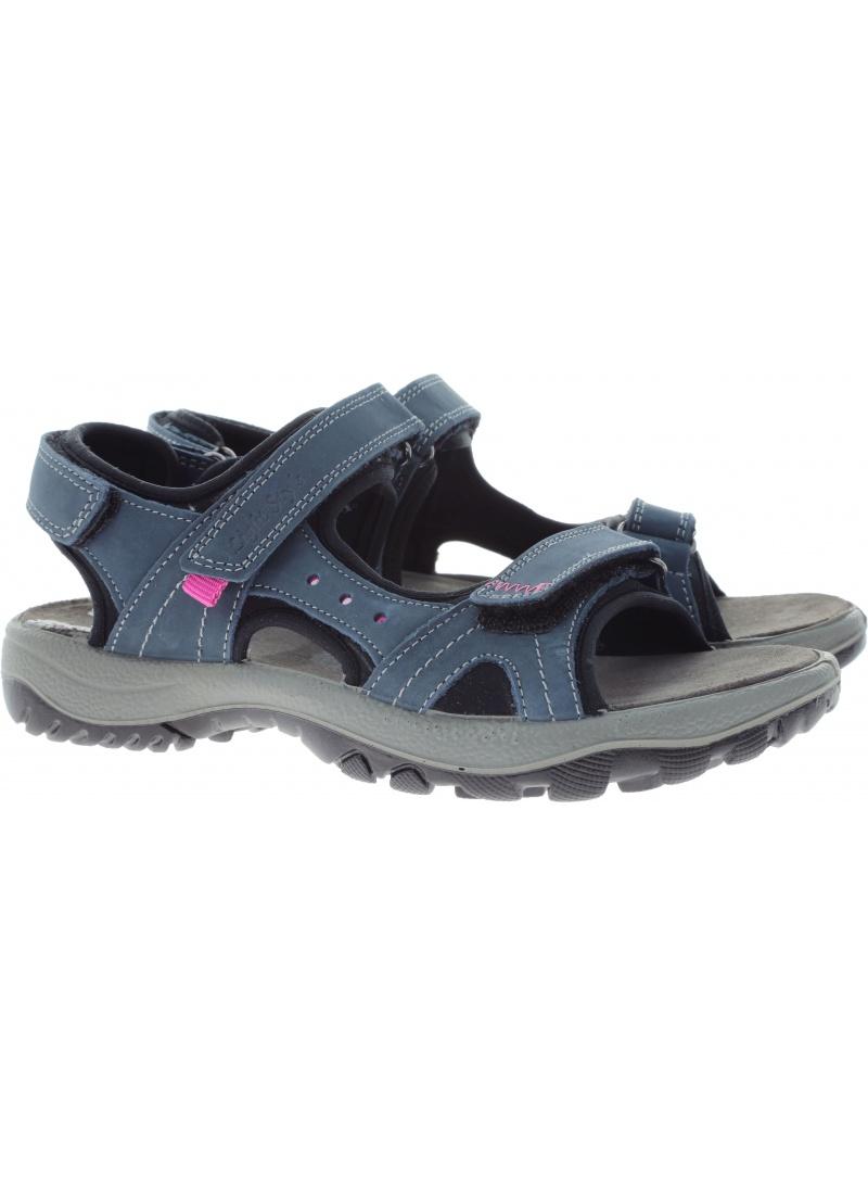 SANDAŁY IMAC 109541 011 - Sandały