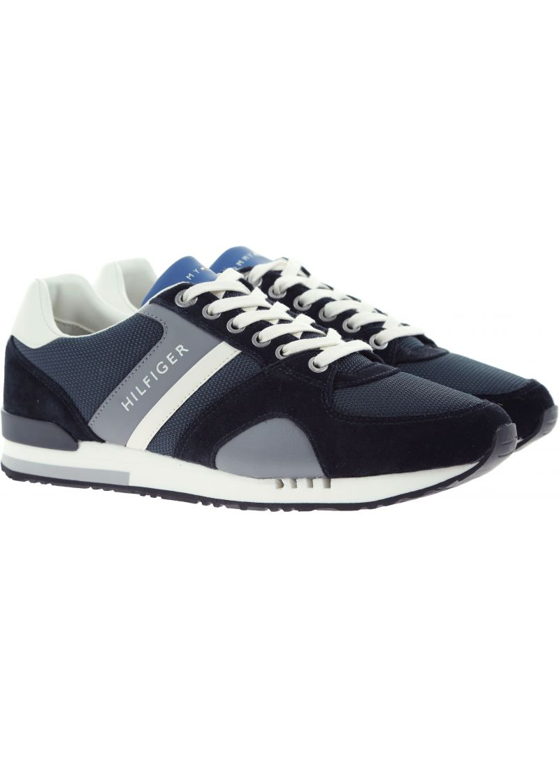 Półbuty TOMMY HILFIGER New Iconic Sporty Runner - Trampki